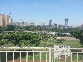 Viewpoint of Niarobi