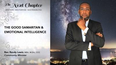 The Good Samaritan & Emotional Intelligence