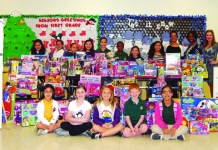 Dr. Henry E. Perrine Academy effort collects over 200 toy