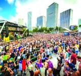 Live Nation announces season for Bayfront Park Amphitheatre