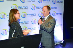 Chamber Elects Michael S. Goldberg as Chairman for Third Year