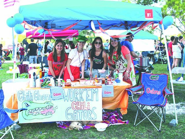 Inaugural Chili Cook-Off offers a taste of success