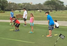 The Diplomat Golf & Tennis Club announces summer kids camp and new golf and tennis membership options