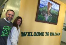 Killian HS unleashing the Cougar again with four new academies