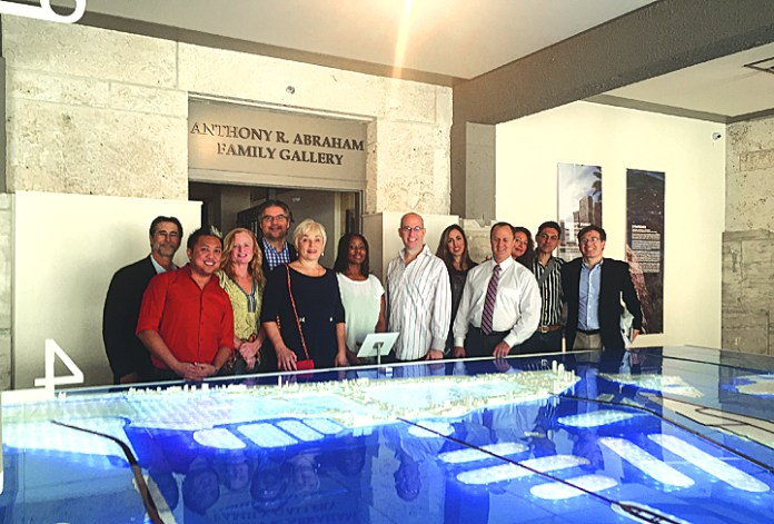 Chamber Leaders Visit Miami 2100