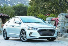The 2017 Hyundai Elantra Limited: a lot of car for a compact