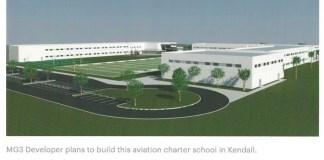 K-12 aviation charter school proposed on SW 120 Street