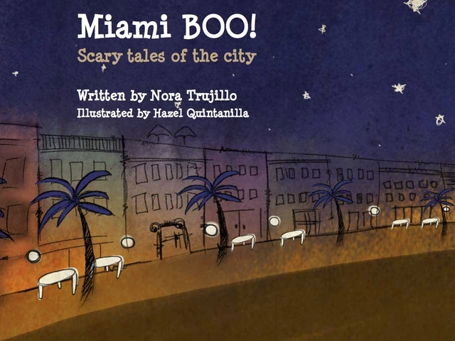 New picture book tells of Miami haunted landmarks