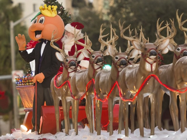 Jr. Orange Bowl to celebrate 'Holiday on the Mile' parade