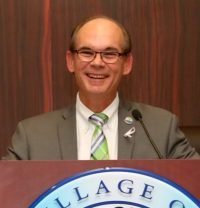 Mayor of Palmetto Bay Eugene Flinn