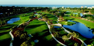 Naples Beach Hotel & Golf Club offering daily golf/spa credit to Florida residents
