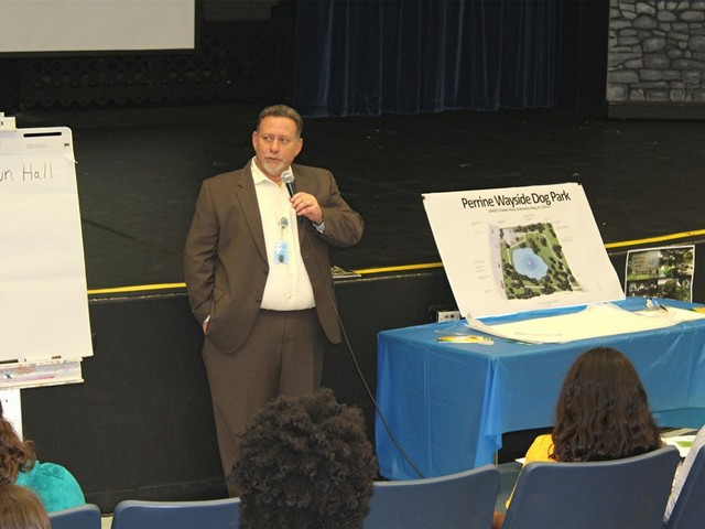 Southwood Middle School hosts 2nd Kids Town Hall