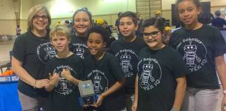 Westminster Christian Elementary Robotics teams excel at local and state competitions