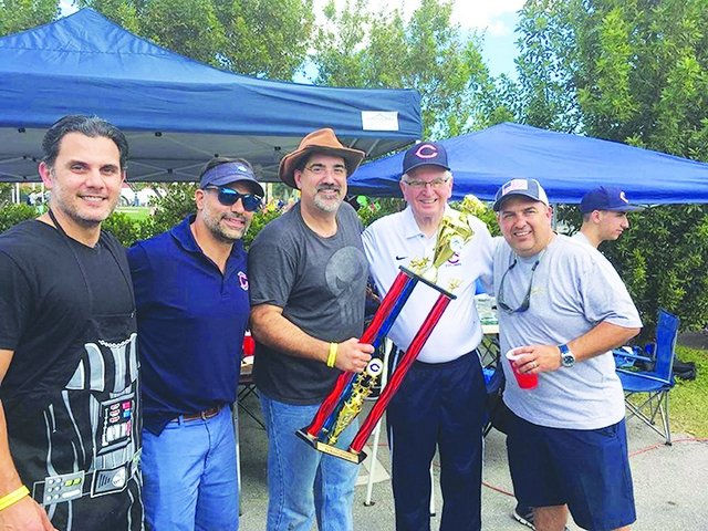 Columbus Celebrated the Marist Brothers 200th Anniversary at family picnic