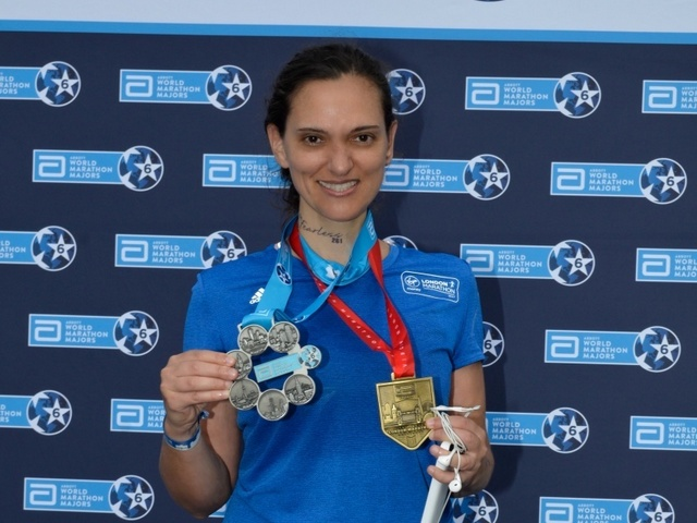 Local doctor completes all six World Marathon Majors