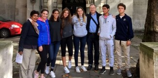Six Palmer Trinity students attend global conference in South Africa