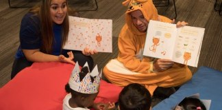 More than 10K Miami-Dade/Monroe children exposed to joys of reading