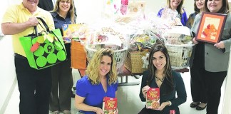 Palmetto General Hospital donates canned foods to Centro Mater