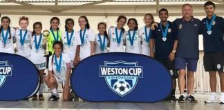 Real Miami Madrid 14U wins Weston Cup soccer tourney