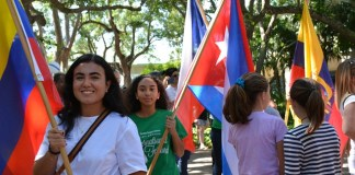 Palmer Trinity School hosts annual International Festival