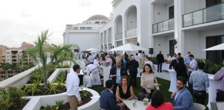 Giralda Place celebrates grand opening in Downtown Coral Gables with soiree