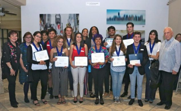 Coconut Grove Arts Festival presents student scholarships