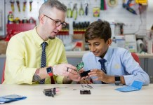 Palmer Trinity School students thrive in new innovation spaces