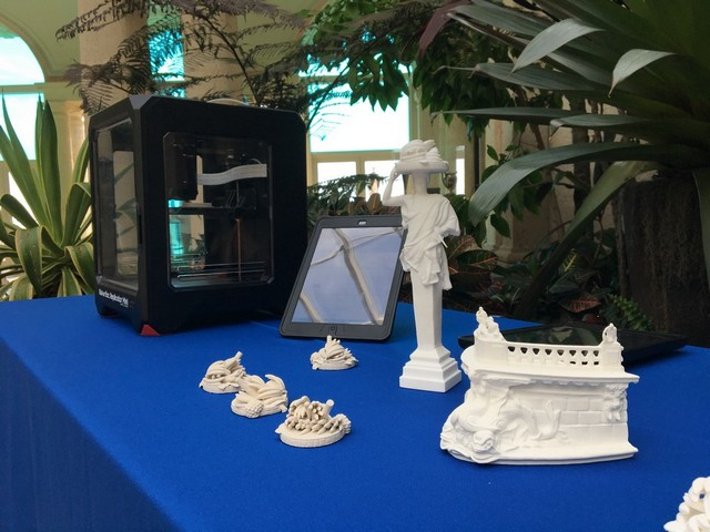Vizcaya launches program to offer visitors new experiences through 3D technology
