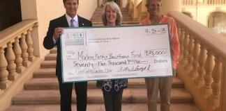 Kerdyk Family donates $75K to Coral Gables Garden Club