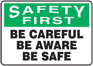New Year Safety Tips