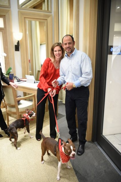 Paws4You Rescue holds kickoff event for upcoming gala to benefit animal shelter
