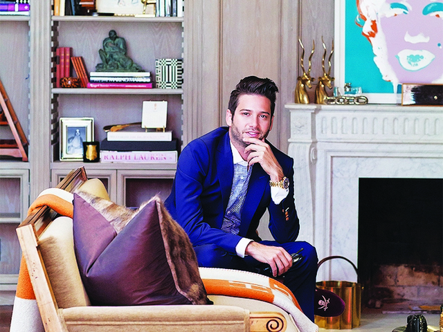TV's Josh Flagg to talk real estate success at the Miami Home Show