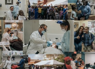 "Dental Care Group hosts 8th annual ""Dentistry From Our Hearts"""
