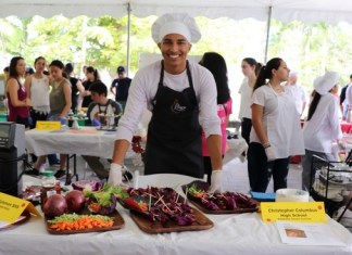 Fairchild Challenge names winners in Green Cuisine culinary competition