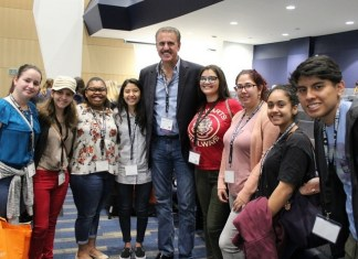 Miami Youth Climate Summit attracts students, teachers from local schools