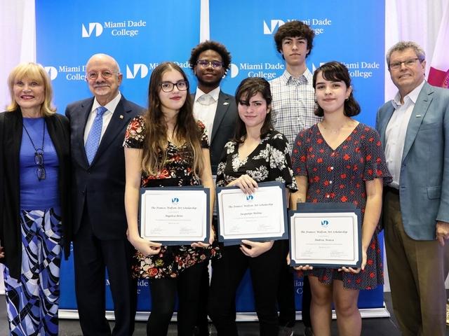 Five MDC and NWSA students awarded prestigious Frances Wolfson Scholarship