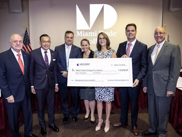 MDC's acclaimed MAGIC receives $50,000 donation from Univision