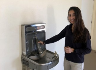 Palmer Trinity School commits to becoming plastic bottle free