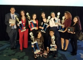 Miami Sunset Senior High FBLA stands out at state conference