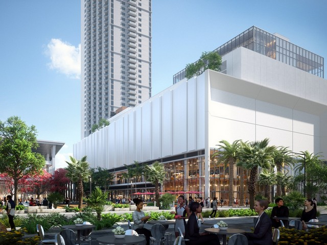 Miami Worldcenter launches construction of new retail space, public parking garage