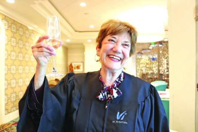 Vi at Aventura Resident Honored with Legal Pioneer Award