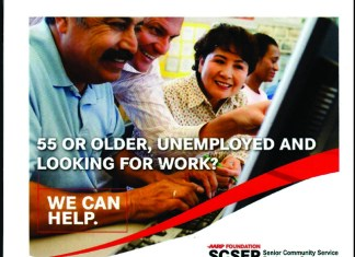 Calling all seniors searching for employment!
