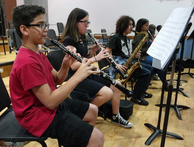 SFYS accepting applications for Summer Music Academy