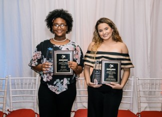 Youth Fair honors seven students for outstanding community service