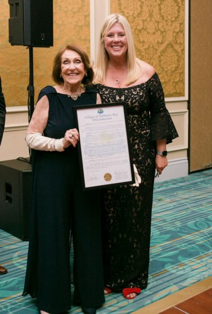 Village proclaims Apr. 27 as 'Beverley McGhee Day'
