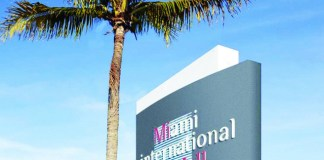 World Soccer Lounge featured at Miami International Mall