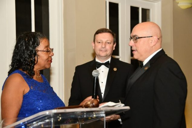 Dade County Medical Association makes history with installation of first DO president