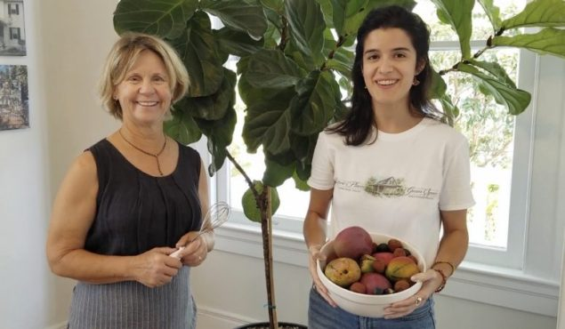 DHT's 'Baking in Historic Places' goes tropical at Fruit & Spice Park