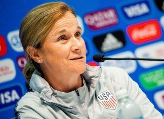 Coach Jill Ellis leads U.S. women's soccer team to World Cup repeat