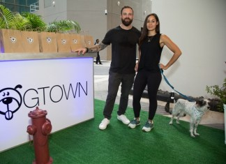 Panorama Tower celebrates opening of Dogtown Brickell